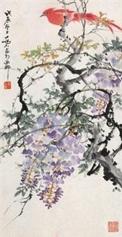 紫藤绶带 by qiao mu