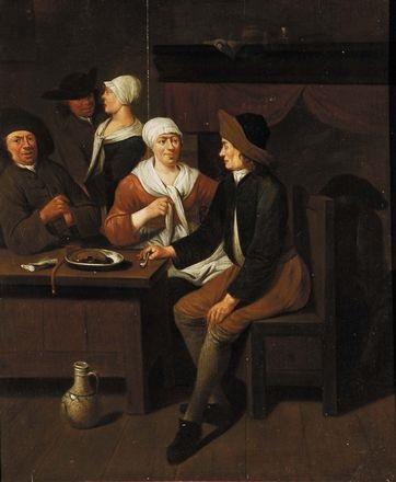 scena dinterno by jan baptist lambrechts