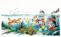 carpi un nascondiglio tra i coralli by giovanni battista