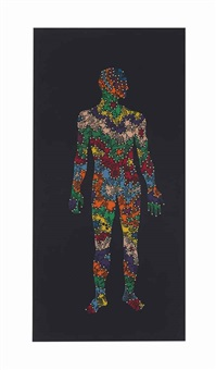 animal, vegetable, mineral by fred tomaselli