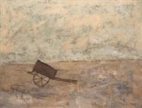 paisaje con carro by antoni camarasa