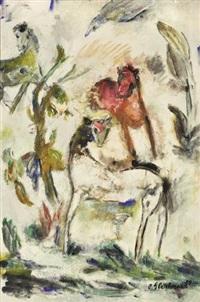 pferde by otto gleichmann