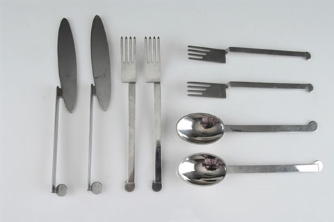 besteck xum set of 8 by robert wilhite