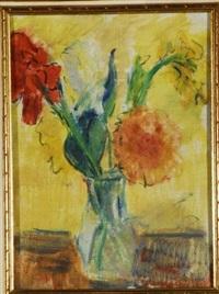 vaso di fiori by orlando grosso