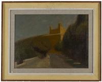 paesaggio toscano by hans-joachim staude