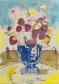 vaso di fiori by antonio possenti