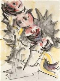 blumen.1989 by thomas merkel