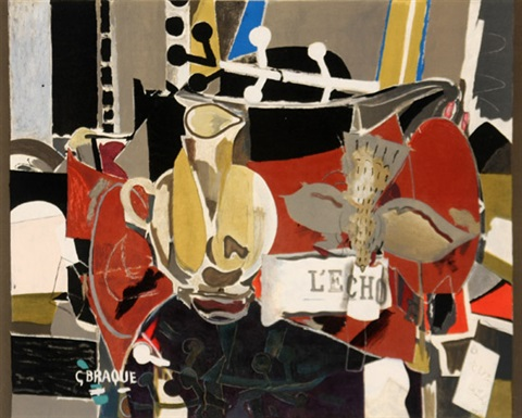 lecho by georges braque