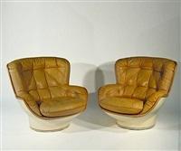paire de fauteuils by airborne