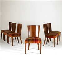 dining chairs (set of 6) by ralph lauren
