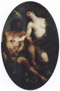 adam and eve by federico cervelli