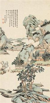 渔樵乐居 by xia jingguan