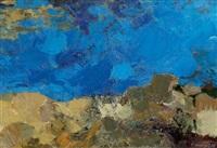 das blau des himmels by franz kaindl