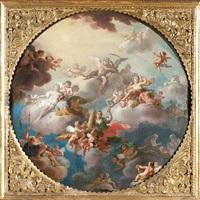 allegorie der vier jahreszeiten by daniel gran