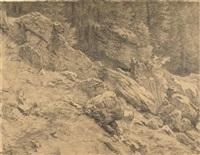 gebirgswald by emanuel hegenbarth