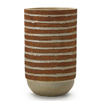 tall vase by laura andreson
