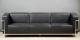Le Corbusier Lc3 Sofa By Le Corbusier