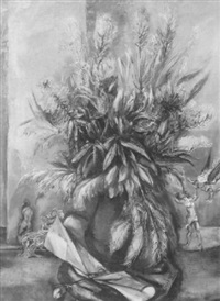 flowers and figures by frederick taubes