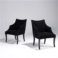 Lounge Chairs (pair)