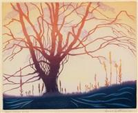 dawn, indian point by leonard hutchinson