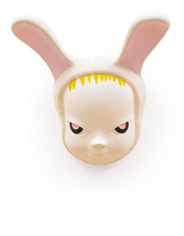 grinning little bunny by yoshitomo nara