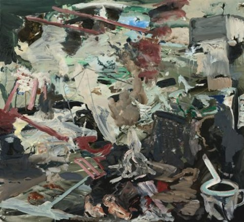 the shining by cecily brown