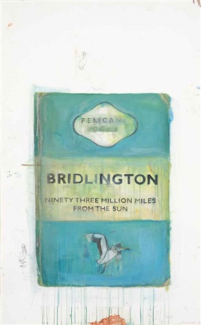 bridlington ninety million miles from the sun by harland miller