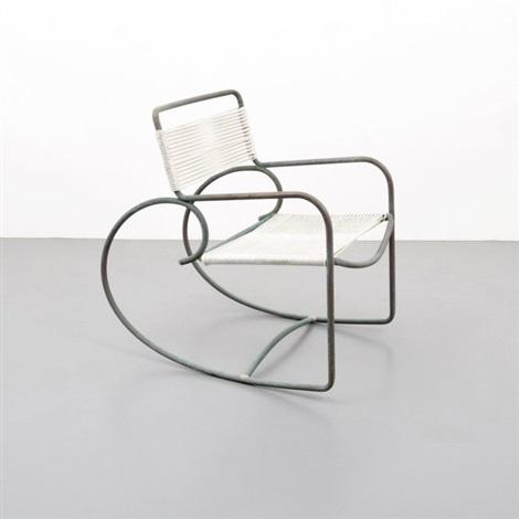 Outstanding Rocking Chair By Walter Lamb On Artnet Inzonedesignstudio Interior Chair Design Inzonedesignstudiocom