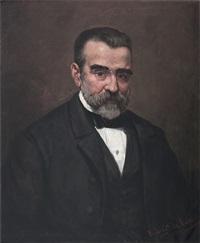 retrato de caballero by josé maria rodríguez de losada