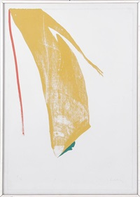 what red lines can do by helen frankenthaler