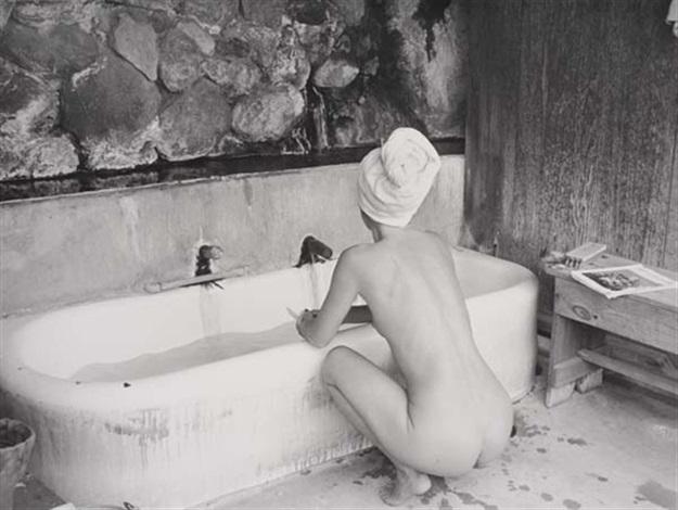 sulphur bath big sur by ellen auerbach