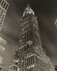 chrysler building by tom baril