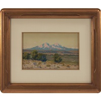 colorado landscape by charles partridge adams