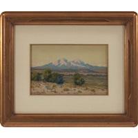 colorado landscape by charles partridge adams
