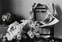 flowers for elizabeth by andré kertész