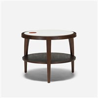 occasional table, model 319a by edward wormley