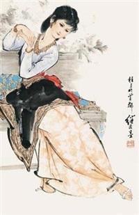 少女 by liu jiyou