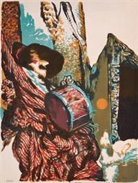 sin título (13 works) by manuel alcorlo