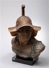 buste de gladiateur by richard aurili