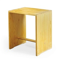 ulmer stool by max bill, hans gugelot and paul hildinger