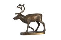 reindeer by miina äkkijyrkkä