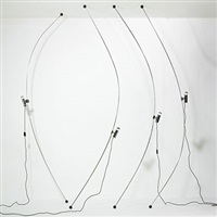 molla lamps (set of 4; collab. w/franca stagi) by cesare leonardi