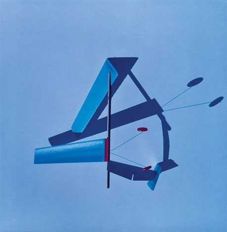aerodynamic forms in space 3 works by rodney graham