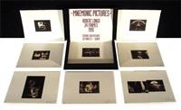 mnemonic pictures (portfolio of 24 w/text) by robert longo