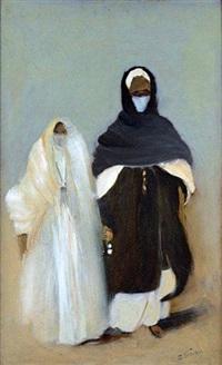 les mariées berbères by georgette simon