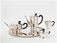 service (set of 5) by kaeser & uhlmann (co.)