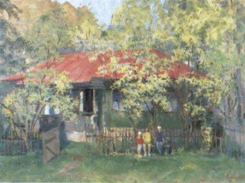 at the house by vladimir i nekrasov