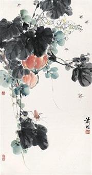金瓜草虫 by xiao lang