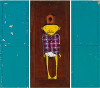 untitled (in 3 parts) by os gêmeos