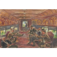 club car by everett shinn